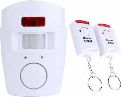 PIR-wireless-alarm