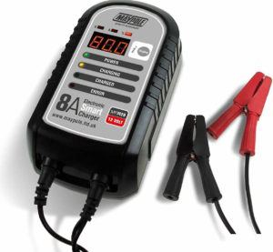 Maypole-battery-charger