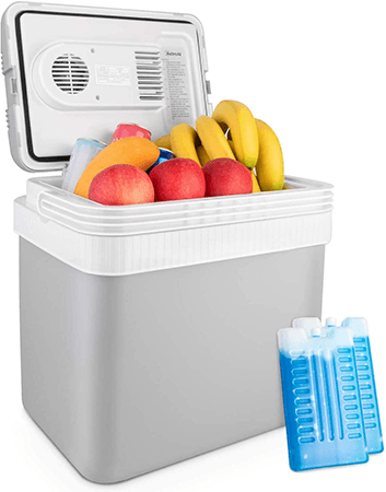 AstroAl Portable Electric cooler