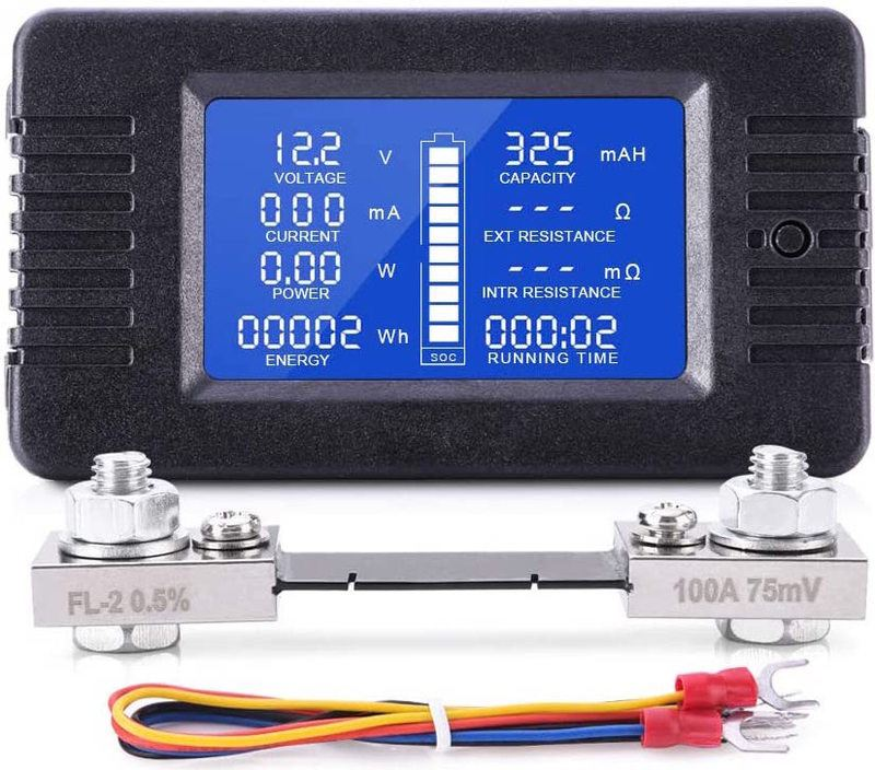 MICTUNING _Battery_Monitor